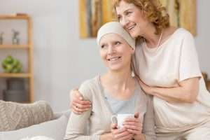 Alternative Medicine Success Stories - Patient home with family from The Get Well Center