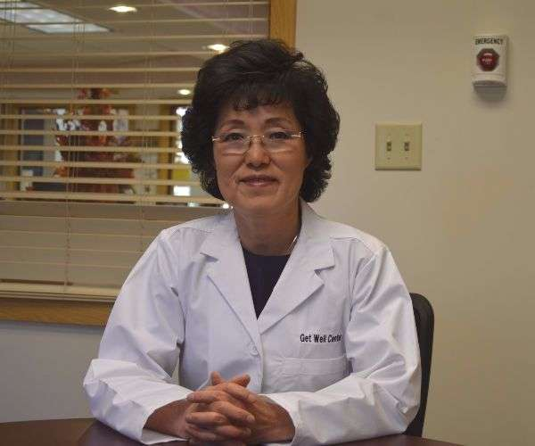 Dr. I. Chung of the Get Well Center, alternative medicine doctor