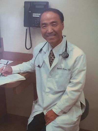 Dr. D. Chung of the Get Well Center